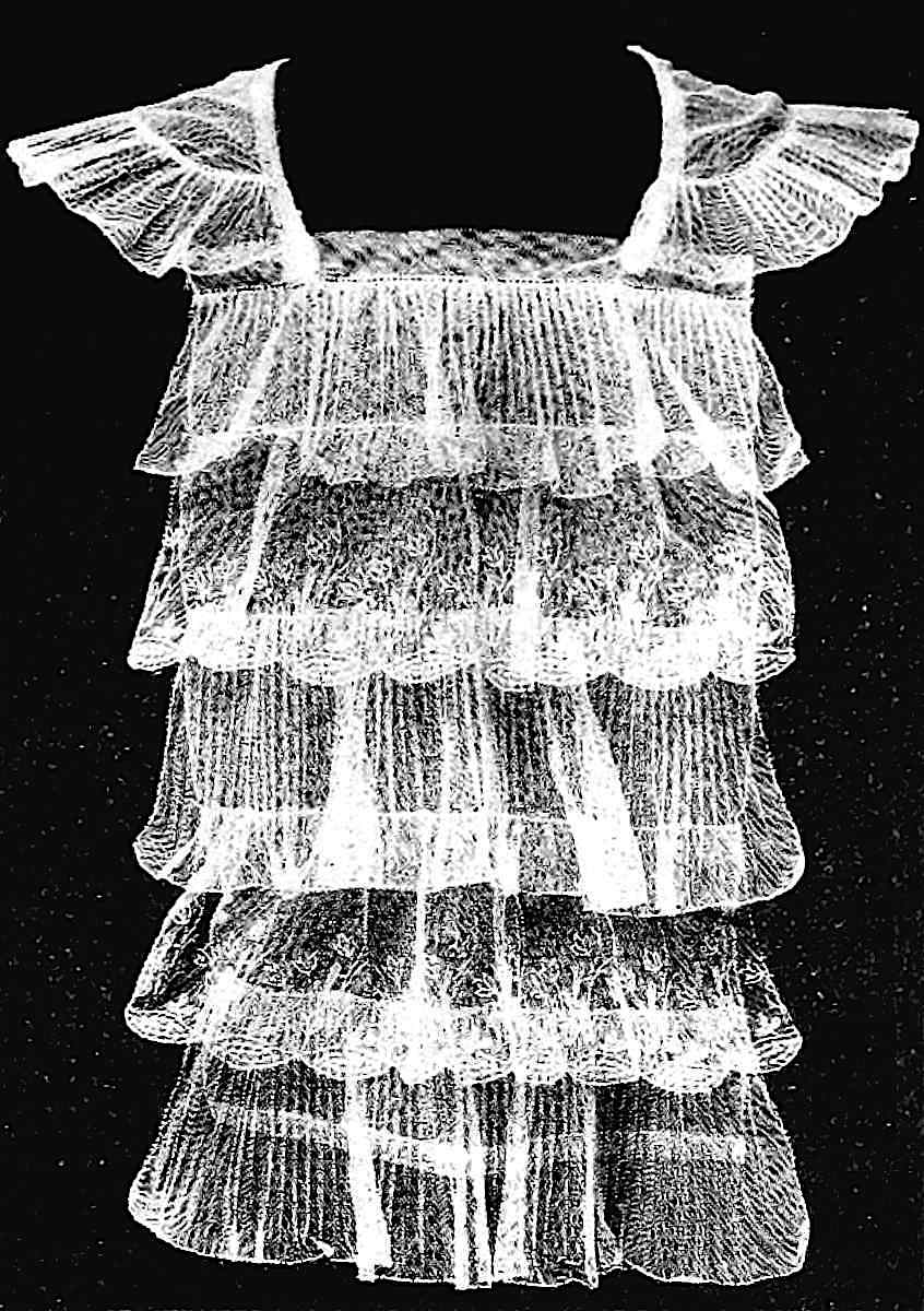 1919 alluring lingerie Canada, a photograph