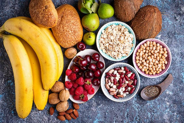 Fiber Fiber is a carbohydrate type in plant-based foods - Ultimate Sup