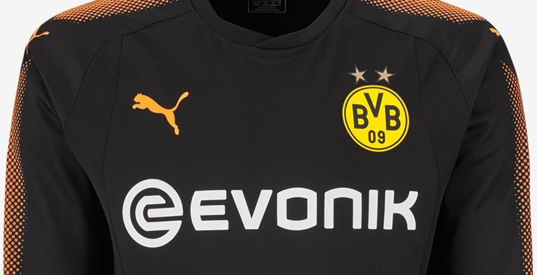 online retailer ae288 adbf6 Borussia Dortmund 17-18 Goalkeeper Kits Released - Footy ...