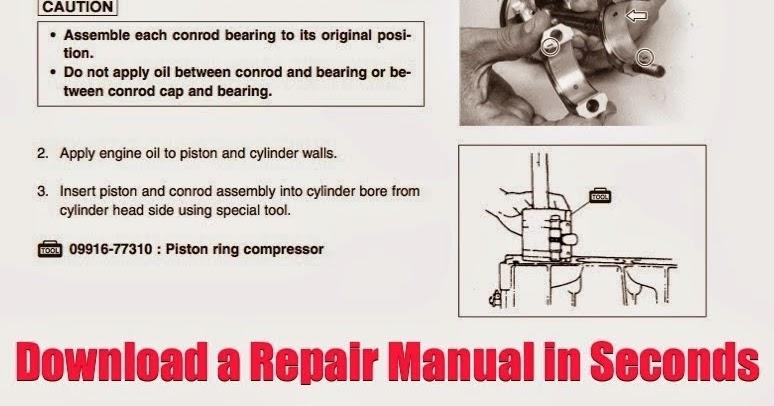 DOWNLOAD BOAT ENGINE REPAIR MANUALS: DOWNLOAD Repair