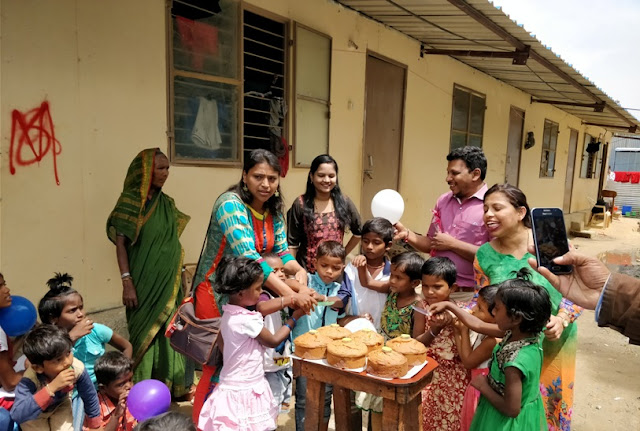 PNB Housing adopts day-care centres in Bangalore for children of construction workers