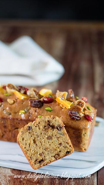Cm Fruit Cake Recipe