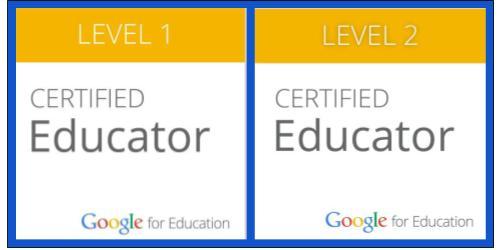 UCET Wanted: Google Certified Educators! - UCET