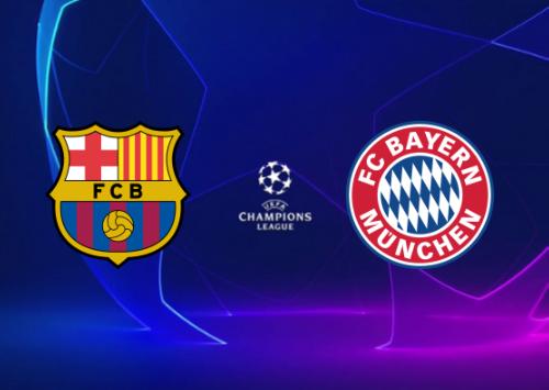 Barcelona vs Bayern Munich Full Match & Highlights 14 September 2021