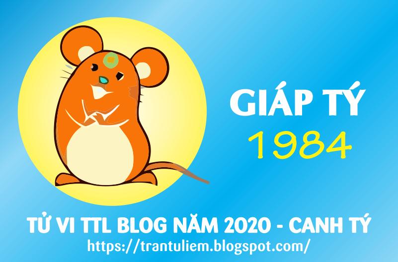 TỬ VI TUỔI GIÁP TÝ 1984 NĂM 2020