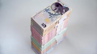 سعر صرف الليرة التركية يوم الأحد مقابل العملات الرئيسية 19/4/2020