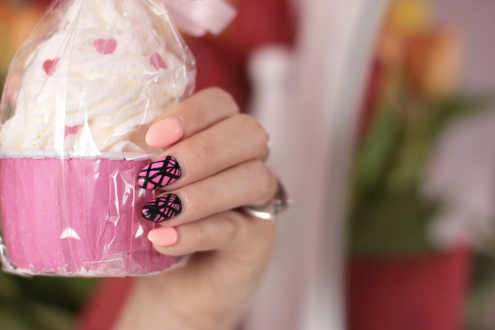 Beauty Mani - Różowo pastelowo