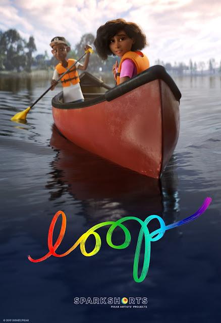 Pixar SparkShorts Loop Poster