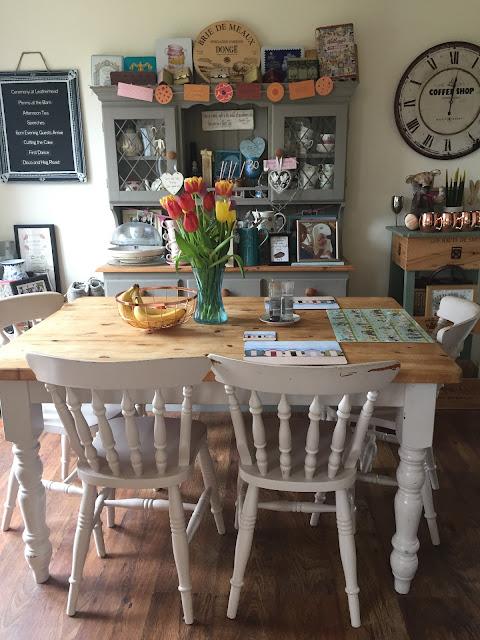 My Vintage Kitchen/Diner