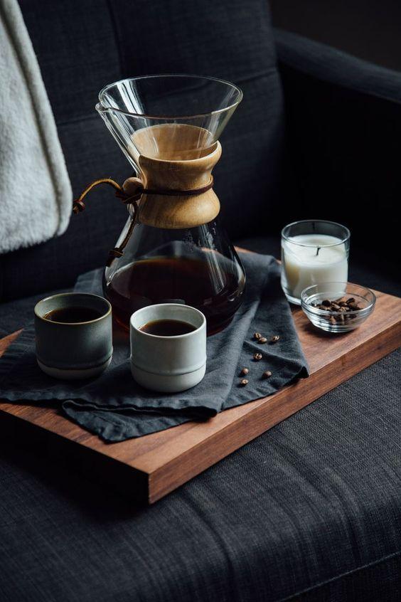Gambar kopi hitam