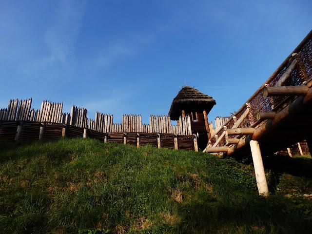 Archeopark na granicy polsko-czeskiej