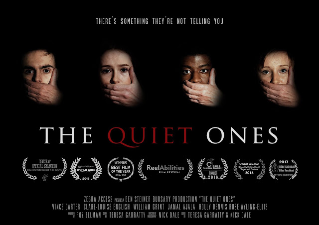 Short film The Quiet Ones directed in 2015 by Teresa Garratty