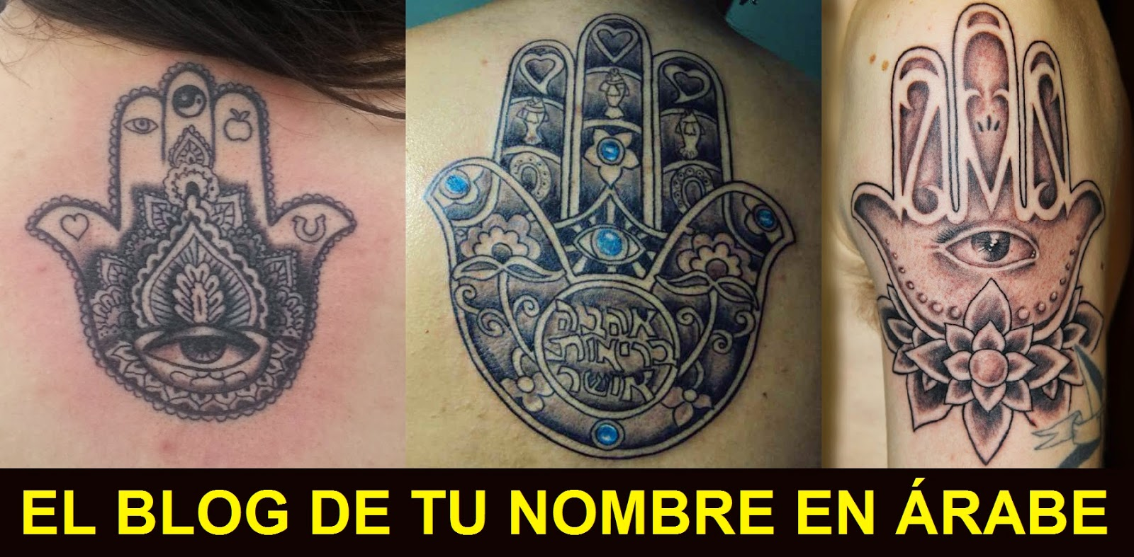 LA MANO DE FATIMATATTOOS