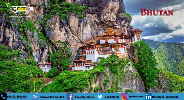 Bhutan Tour Packages from Delhi