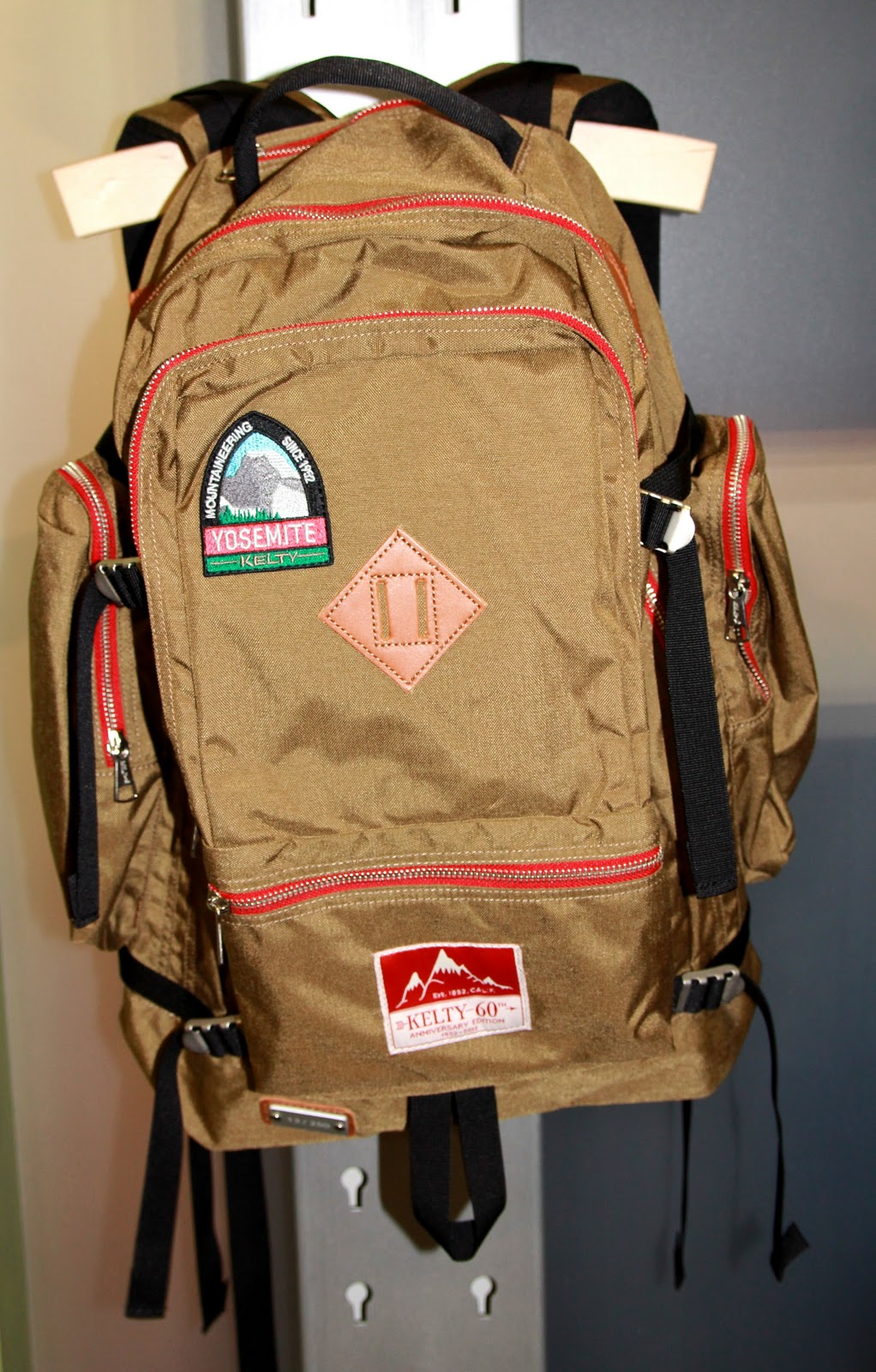 3dce563cf2d 60th Anniversary Backpack Limited Edition $150