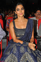 Pooja Hegde choli saree at DJ Duvvada Jaggannadham music launch ~  Exclusive 70.jpg