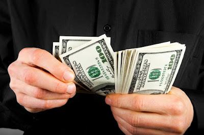 Hitung uang pengantin