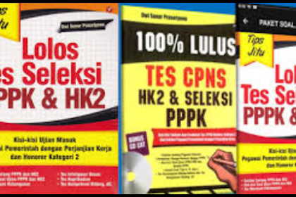Soal Latian CPNS Dan PPPK 2019. Materi Dan Kunci Jawaban