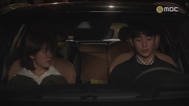 Sinopsis One Spring Night Episode 9 - 10