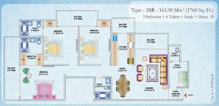 1760-sq.ft.-3bhk-study-floor-floor-plan-nirala-estate