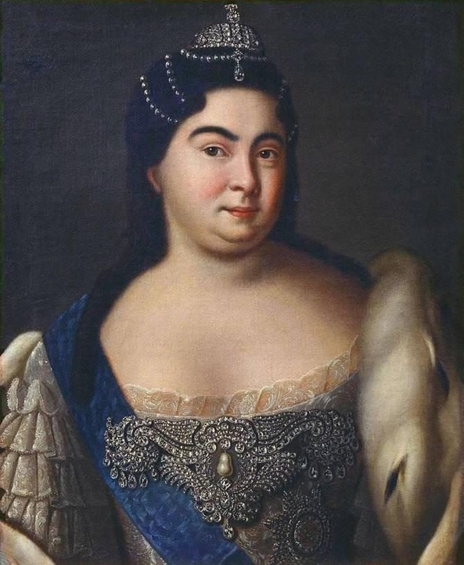 Catherine I | Yekaterina I Alekseyevna Popularly known as Catherine I