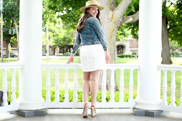 Janessa Leone Klint Hat, Cynthia Steffe Rayna Dress