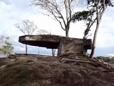 Bunker Jepang Benteng Anoi Itam Sabang