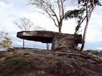 Benteng Anoi Itam Peninggalan Armada AL Jepang Di Sabang