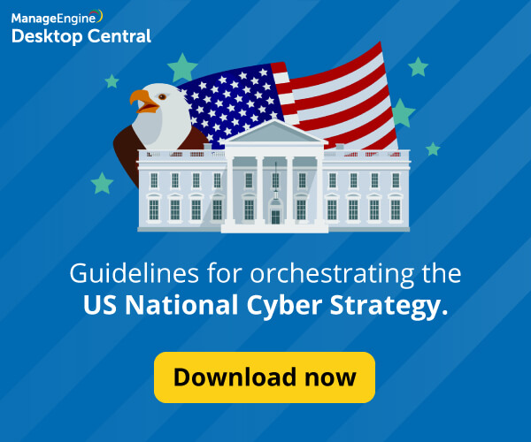 US National Cyber Strategy