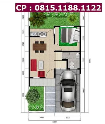 Rumah Tangerang 2, Rumah Minimalis Terbaru, WA 0815.1188.1122