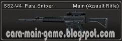 Senjata Point Blank SS2-V4 Para Sniper