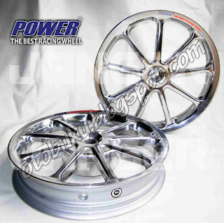 Foto Velg Power Racing Terbaru