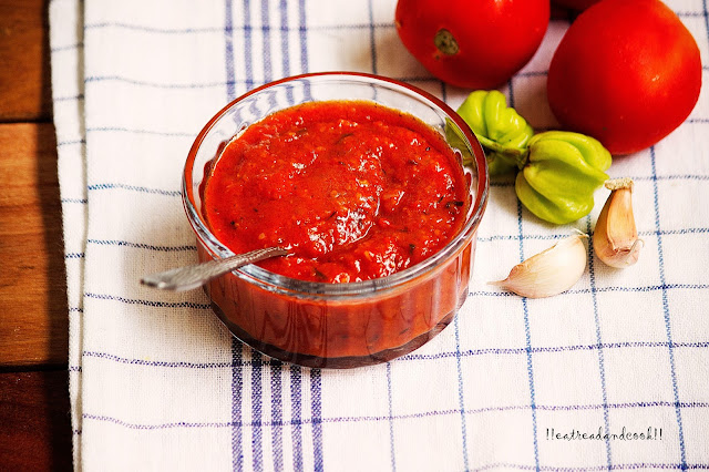 how to make Pizza Sauce recipe and preparation