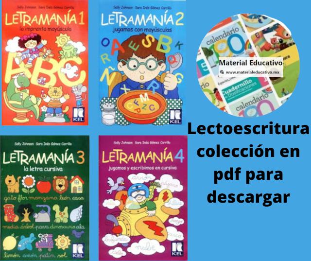 Lectoescritura colección en pdf