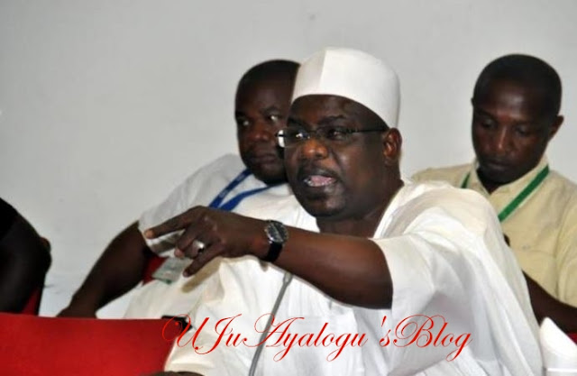 9th Assembly: Ndume Predicts Danger, Apologizes To Dino Melaye