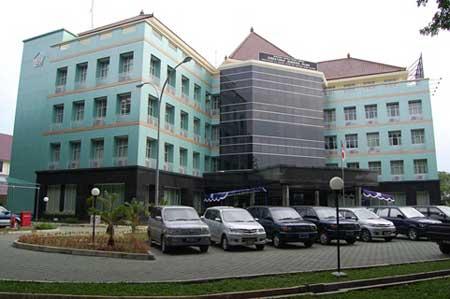 Alamat & Nomor Telepon Kantor Pajak Palembang