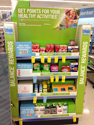 Walgreens, Ad, Sponsor, #RewardHealthyChoices, Collective Bias, Neutrogena, Zyrtec, Benadryl