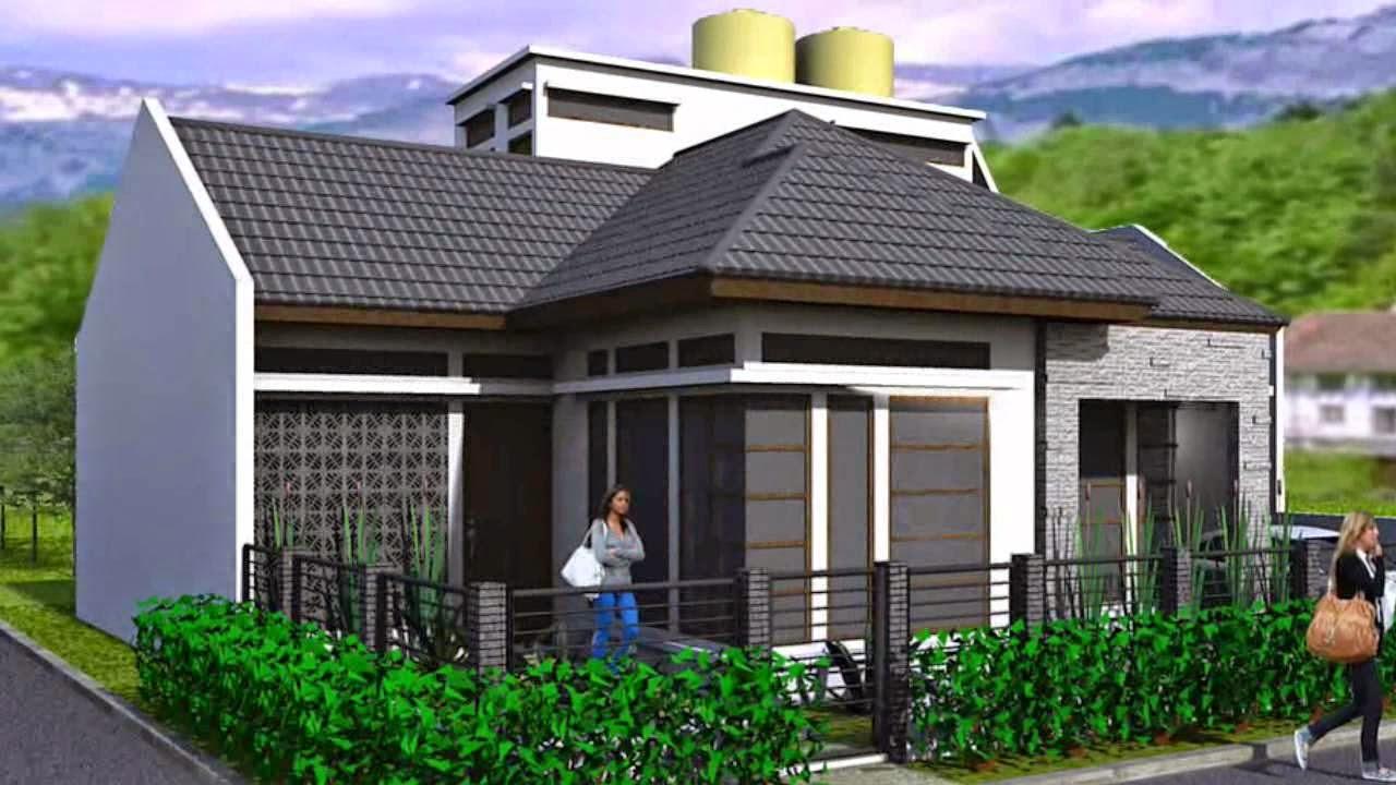 Koleksi Gambar Desain Rumah Minimalis Modern 2015