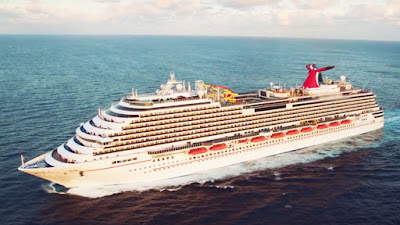 Carnival Cruises New Ship To be Named Carnival Horizon