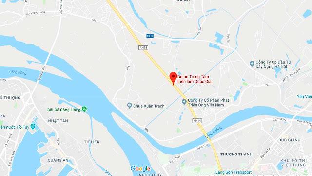 Dự án Vinhomes Cổ Loa Đông Anh - chung cư biệt thự liền kề shophouse Đông Hội Đông Anh Hà Nội