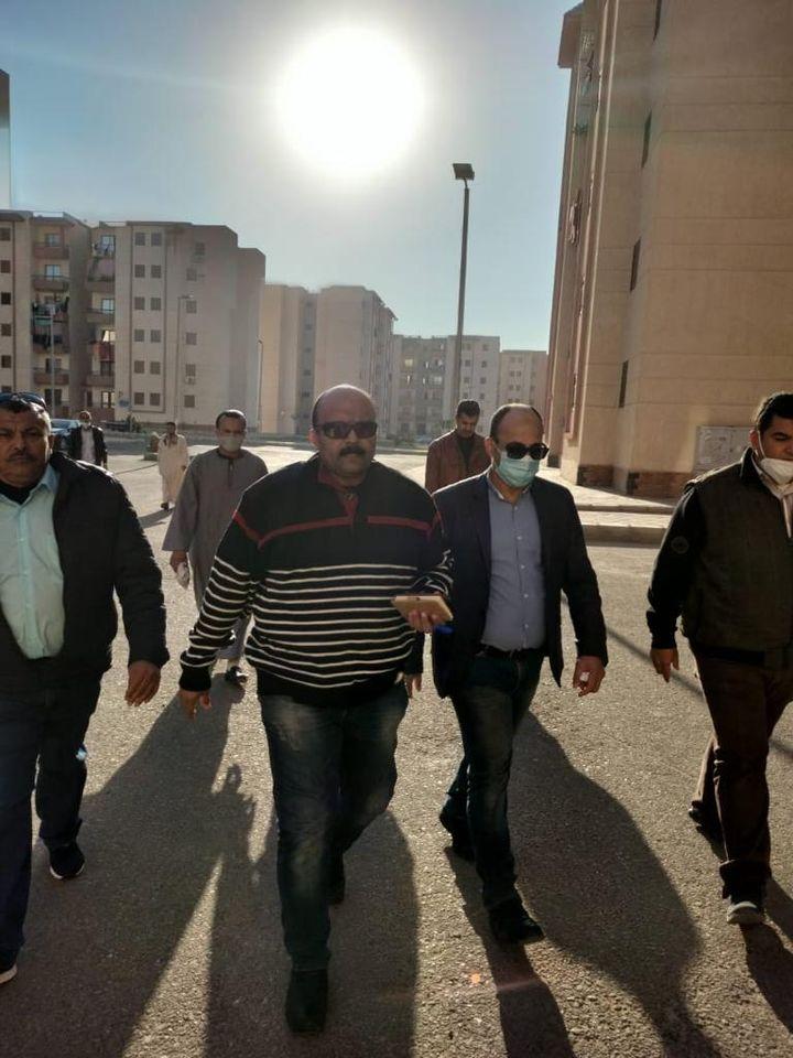 """رئيس جهاز""""6 أكتوبر الجديدة"""": لجنة الضبطية القضائية تُنفذ حملة مكبرة لضبط مخالفات الإسكان الاجتماعى بالمدينة"""
