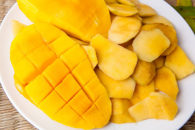 what are the benefits of eating a mango