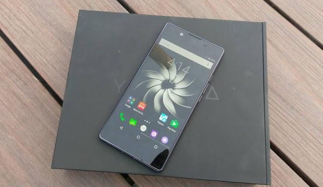 Spesifikasi dan Harga YU Yutopia, Ponsel Canggih Ram 4GB