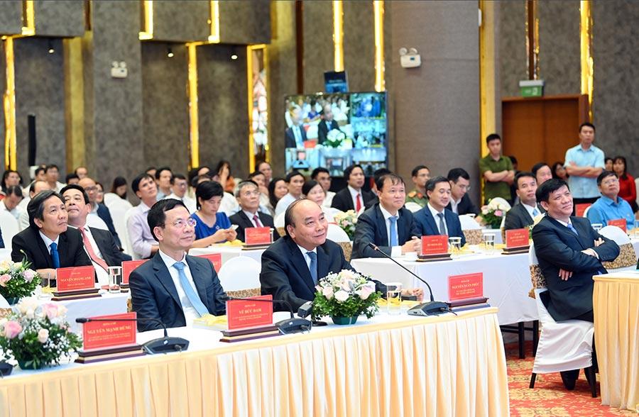 Hội nghị thu hút đông đảo các đại biểu tham dự.