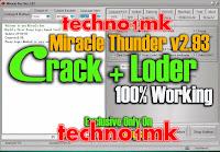 Miracle Thunder 2 82 Free No Box and for everyone 2019