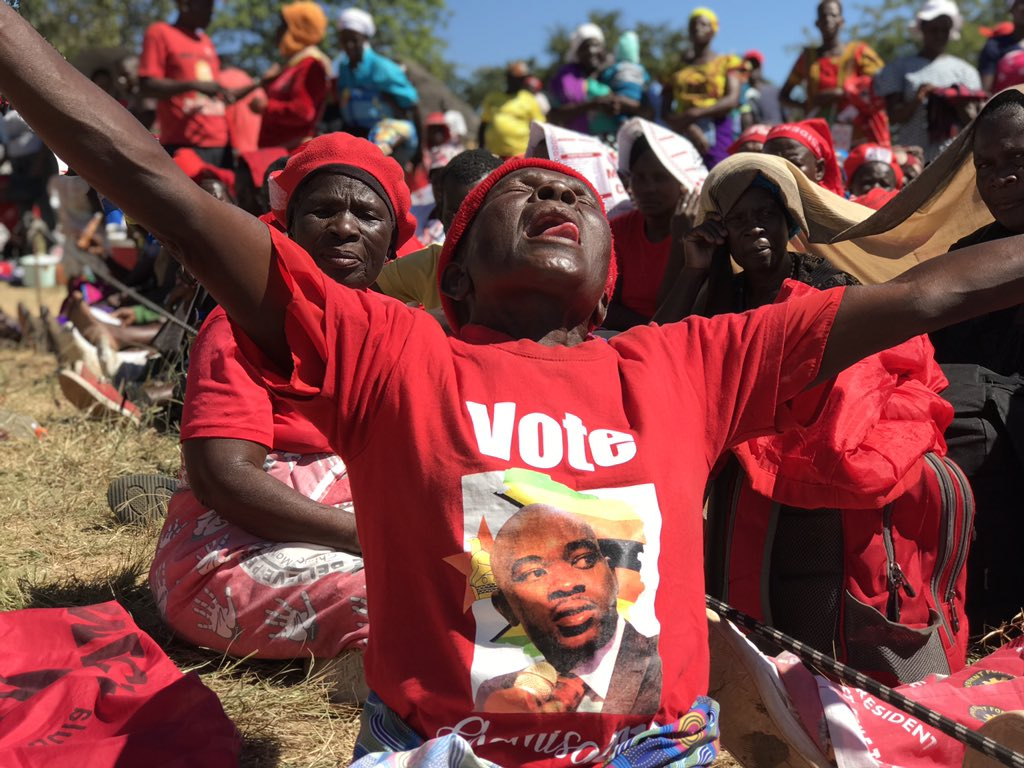 Douglas Mwonzora Accused Of Misusing Z$6m MDC-T Funds … Police Report Filed!