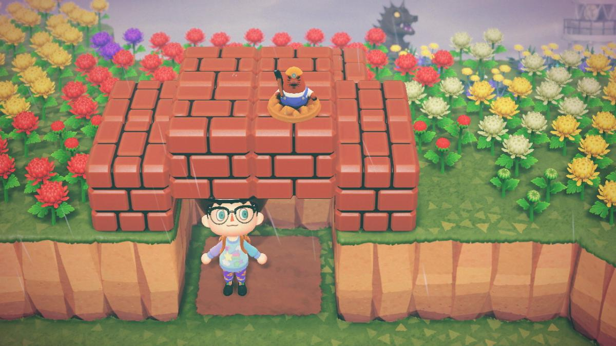 Animal Crossing New Horizons: How to build a cave or tunnel after the last update (March 2021)