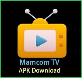 THE MAMCOM TV REGARDER LA TELEVISION GRATUITEMENT SUR ANDROID