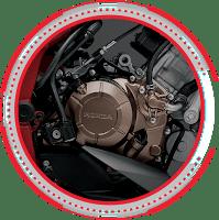 Gold Engine Cover HONDA CB150R SPESIAL EDITION 2018 Anisa Naga Mas Motor Klaten Dealer Asli Resmi Astra Honda Motor Klaten Boyolali Solo Jogja Wonogiri Sragen Karanganyar Magelang Jawa Tengah.