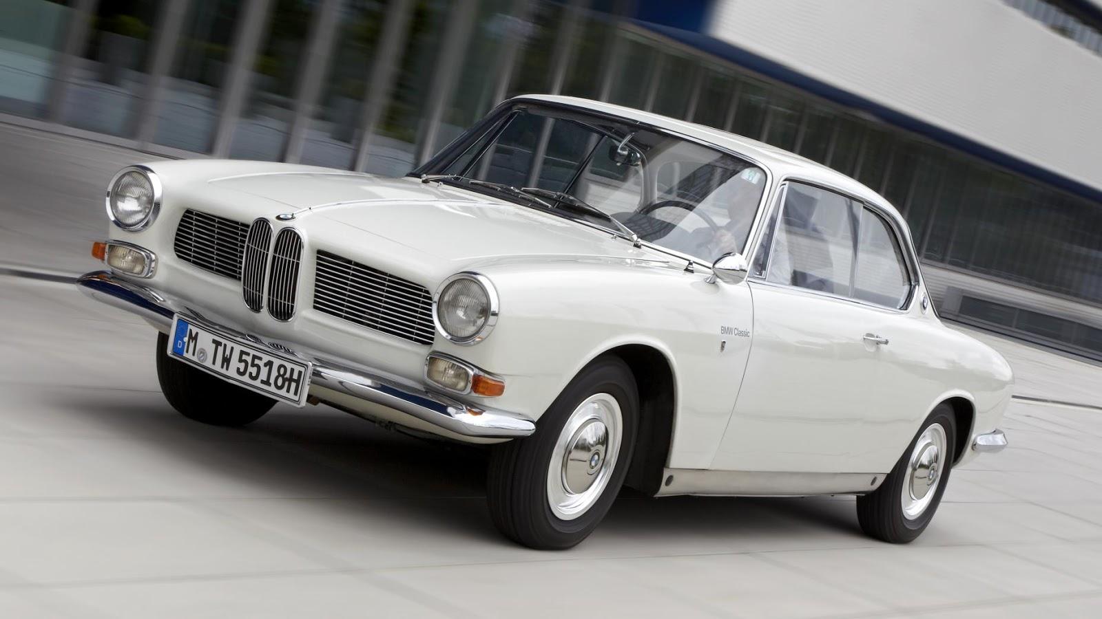 1962-1965 BMW 3200 CS
